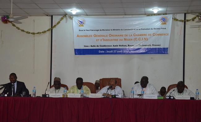 Assemblée Générale Ordinaire : les opportunités et les contraintes de la Chambre de Commerce et d'Industrie du Niger