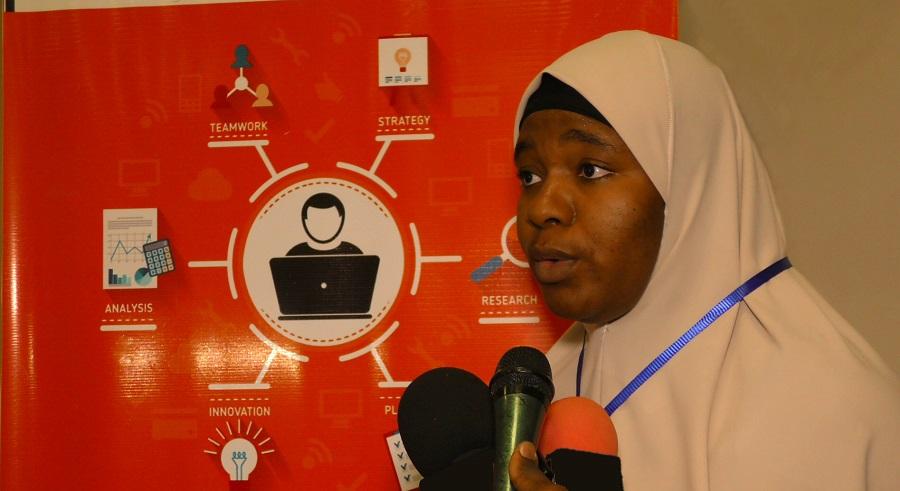 Anaji App, lauréate de la 1ère édition du Niger App Challenge