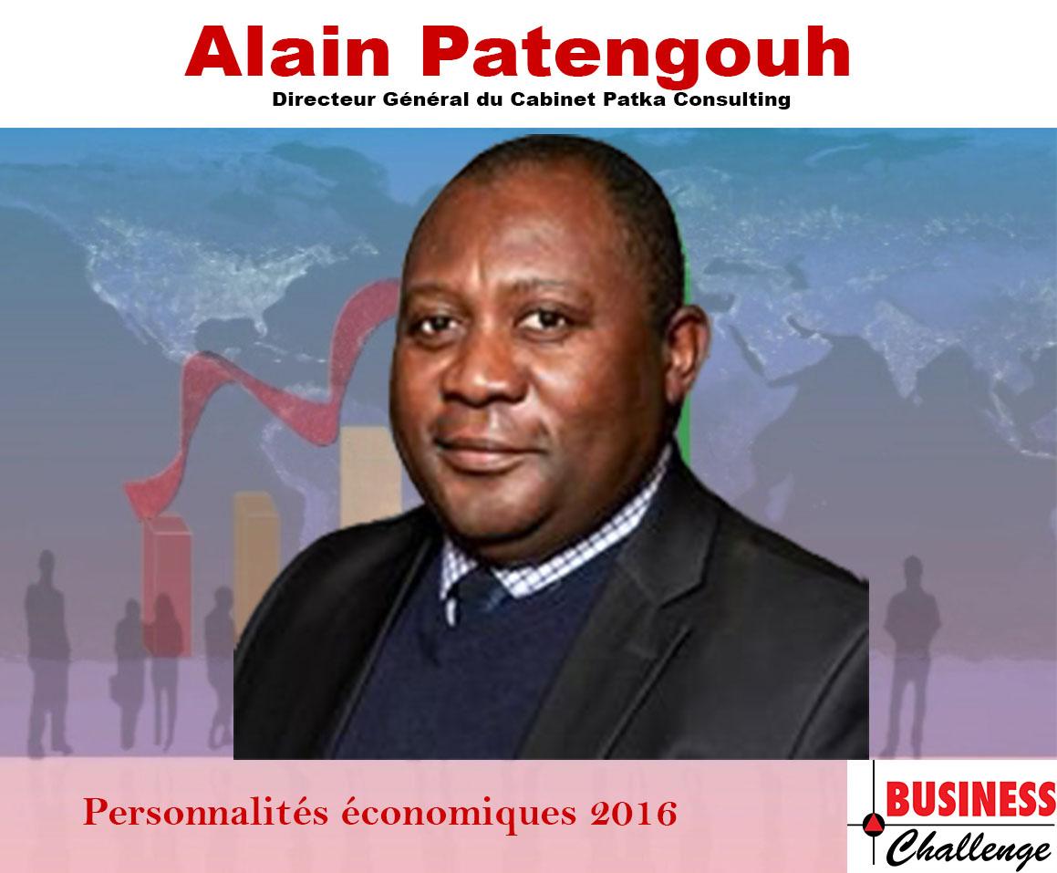 Alain Patengouh, parmi les personnalités économiques de l'année 2016