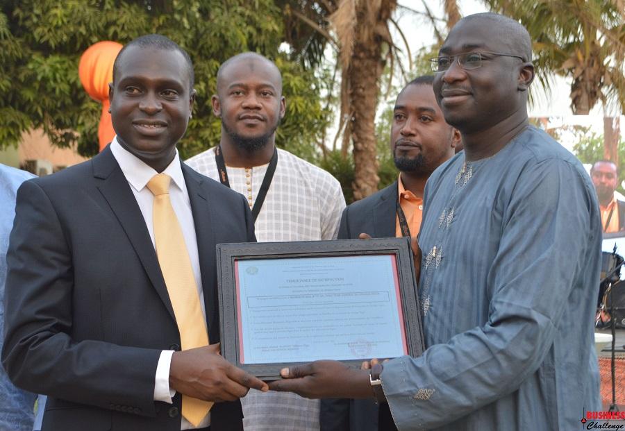 Brelote Bâ Honoré par Orange Niger