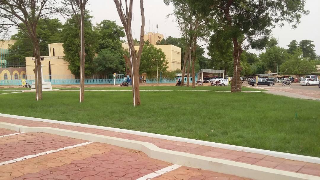 Un espace public numérique à Niamey