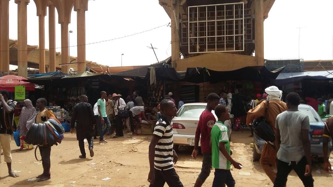 Niamey: L'ambiance au grand marché à 48heures de la fête de l'Aïd El-Fitr