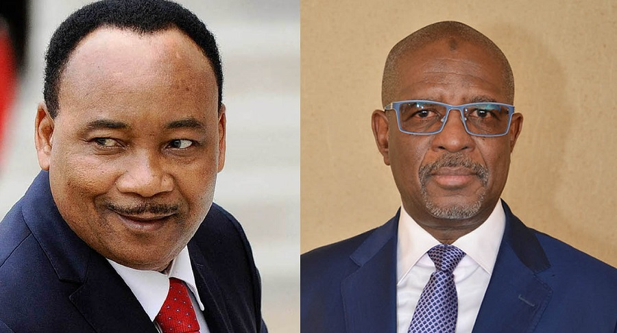VISITE DU PRESIDENT DE LA COMMISSION DE L'UEMOA : Ce que Issoufou Mahamadou et Abdallah Boureima se sont dits