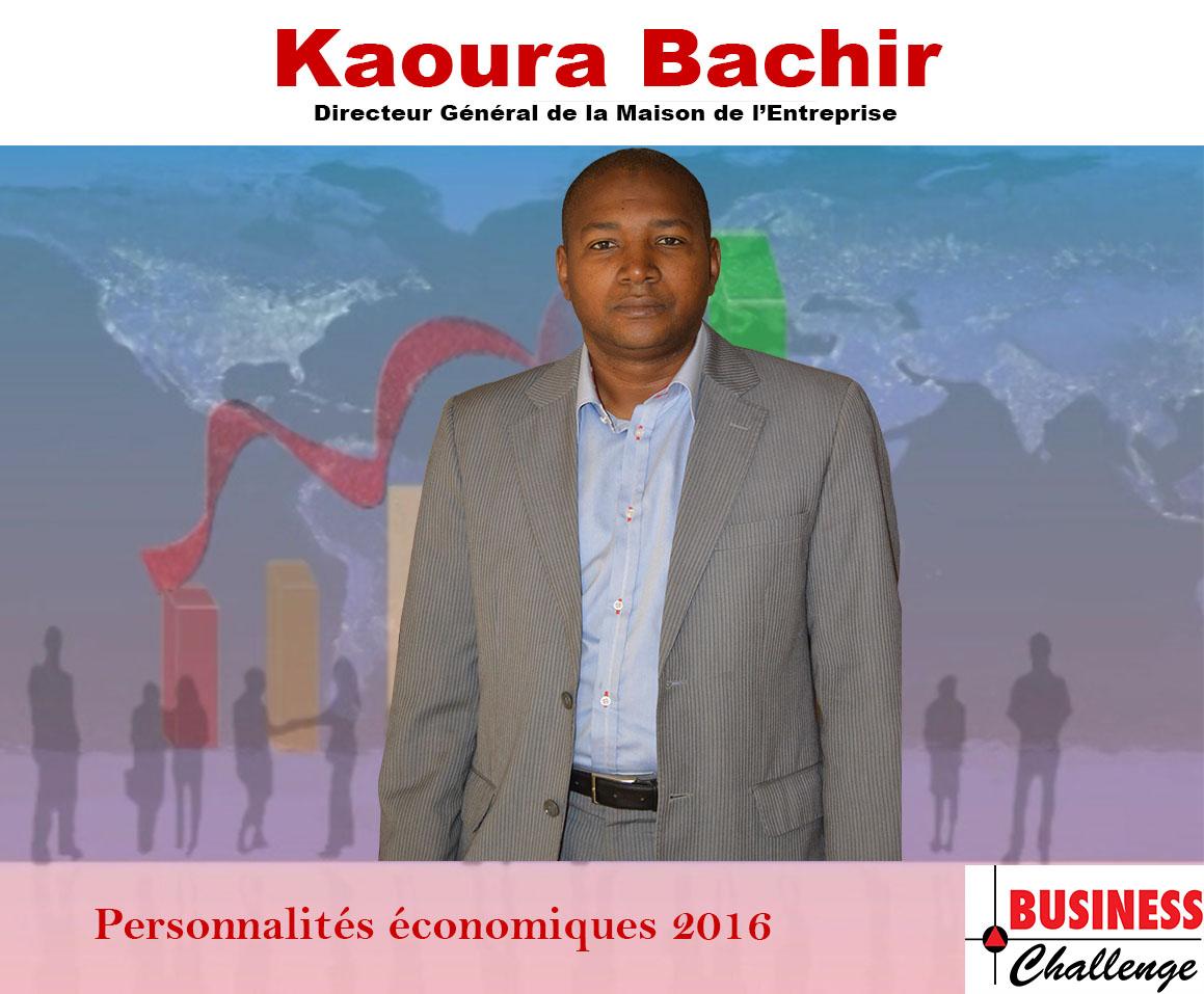 Kaoura Bachir, parmi les personnalités économiques de l'année 2016