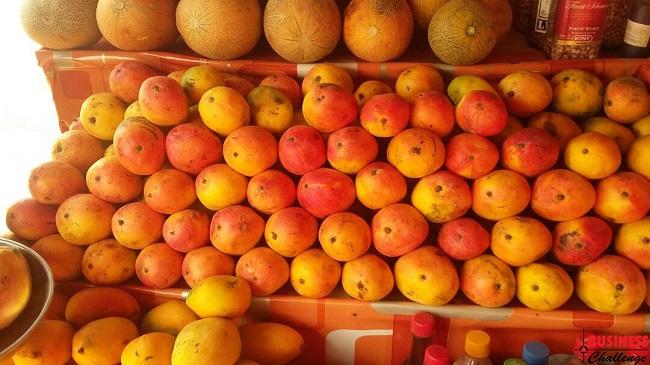 Niamey : la mangue, le fruit le plus prisé sur le Marché