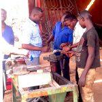 Soudeurs Niger