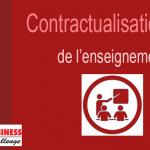 Contractualisation de l'enseignement
