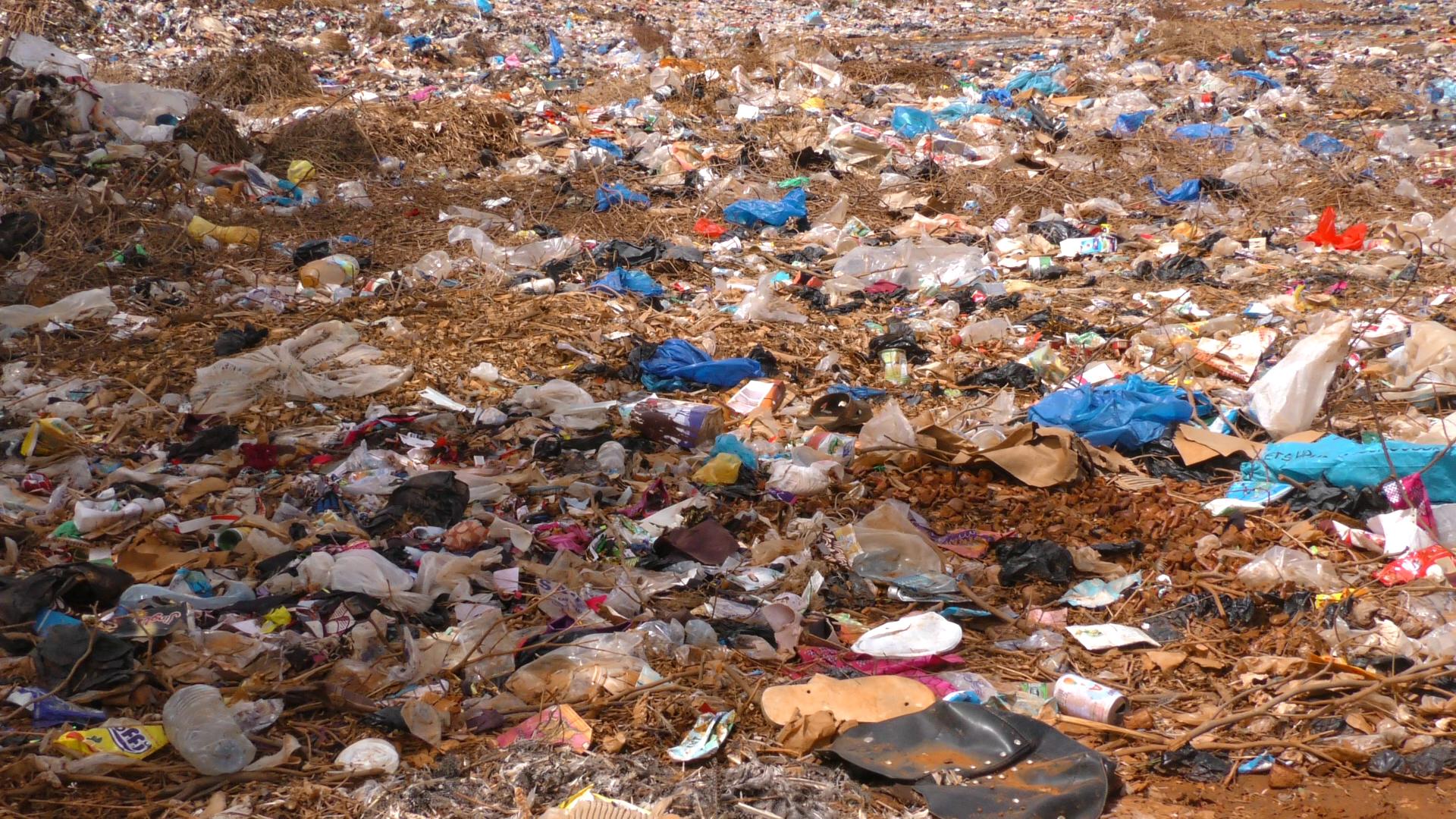 La lutte contre les déchets plastiques, loin d'être gagnée!
