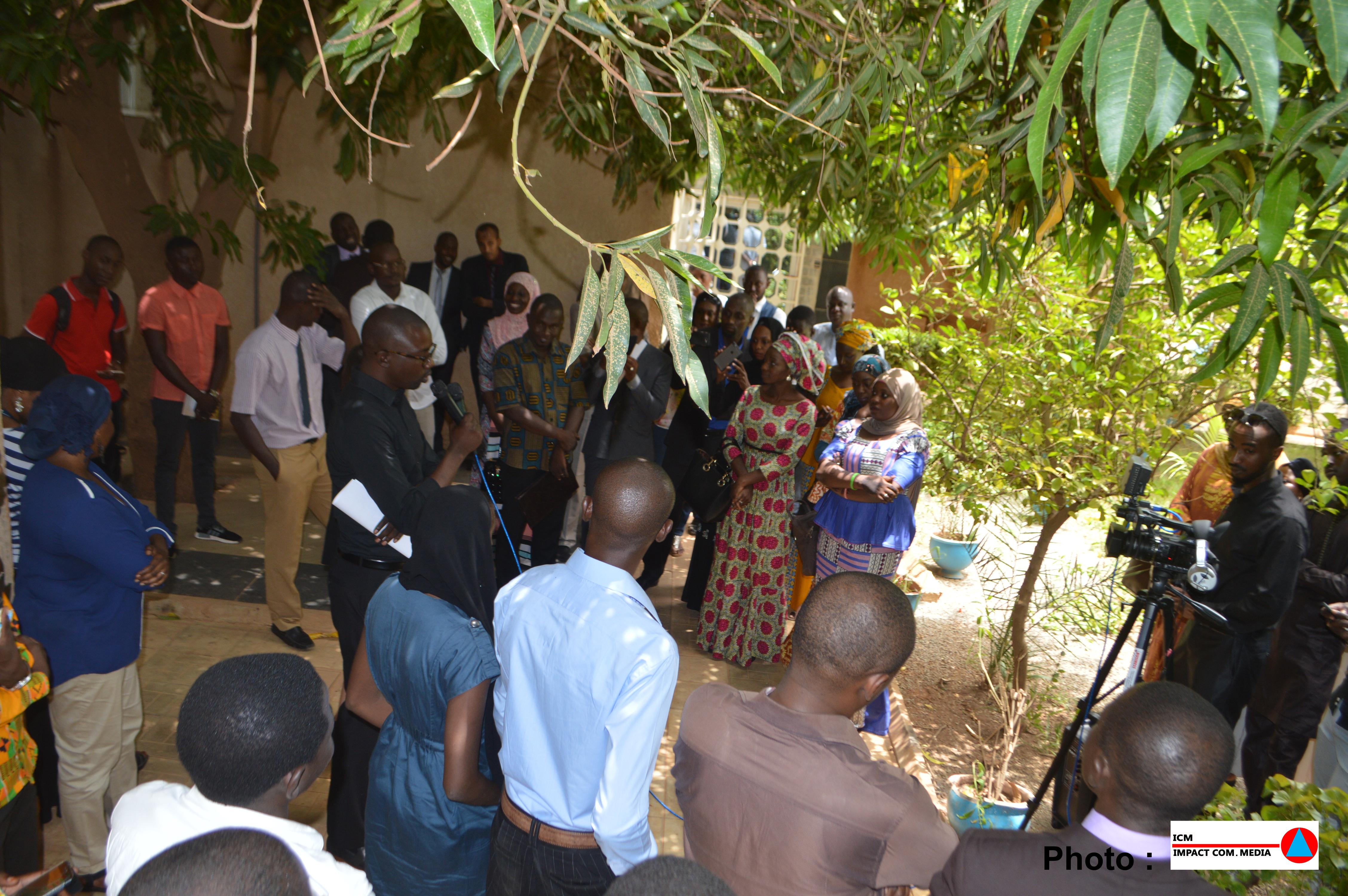 Lancement à KMC de African Development University