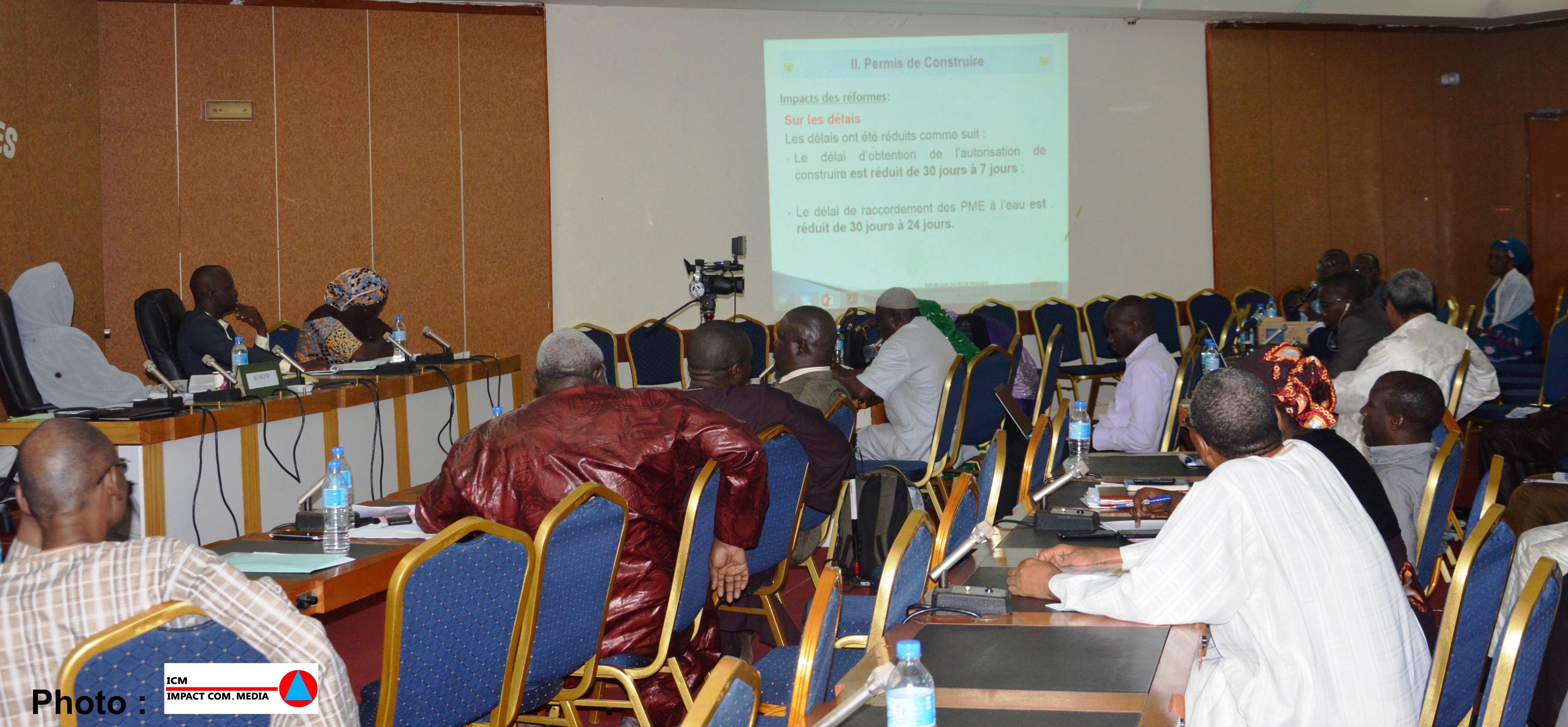 Nouvelles réformes Doing Business: Le Niger veut mieux faire