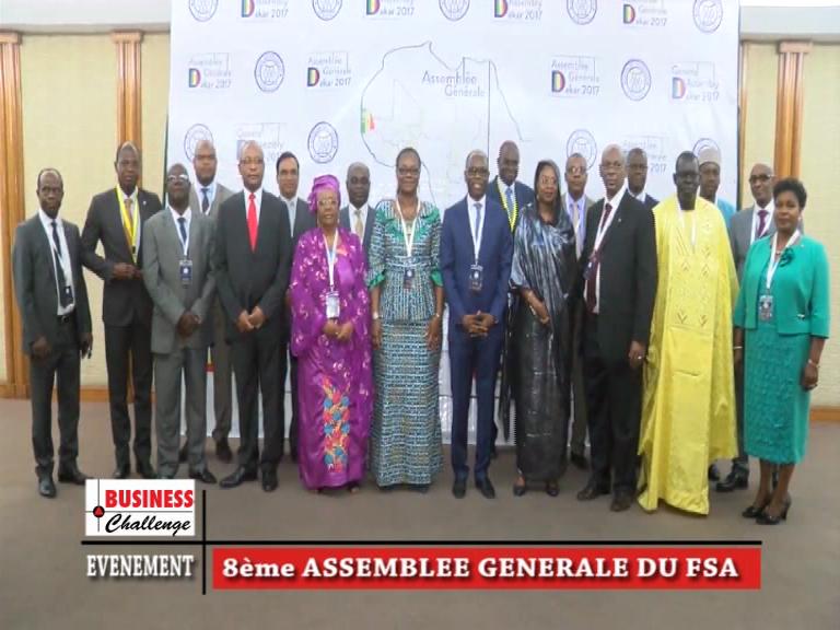 8ème Assemblée Générale du FSA:  encore des arriérés avec les Etats membres