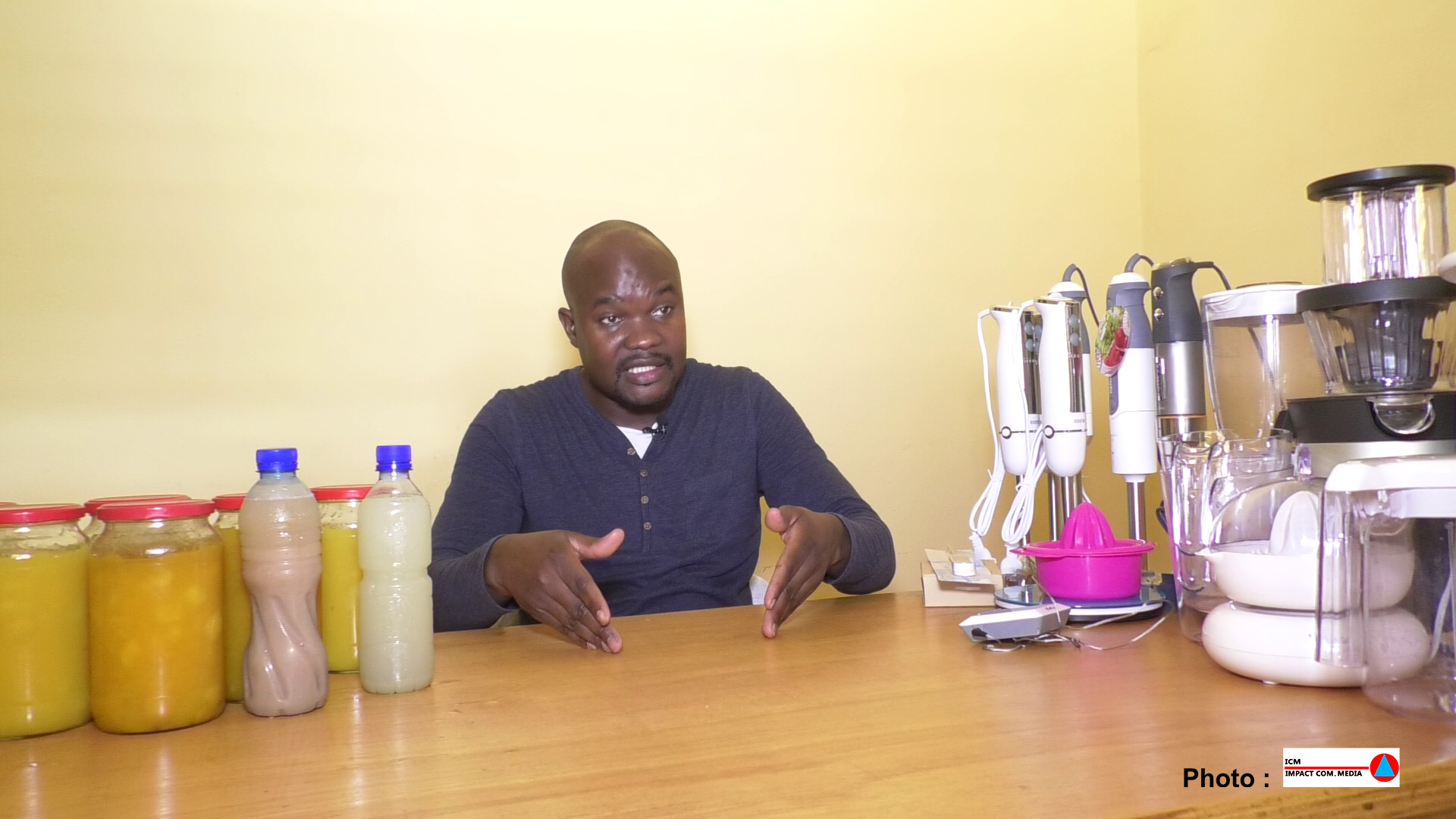 Adamou Boubacar: «une économie n'est pas viable quand tout ce dont elle a besoin est importé»