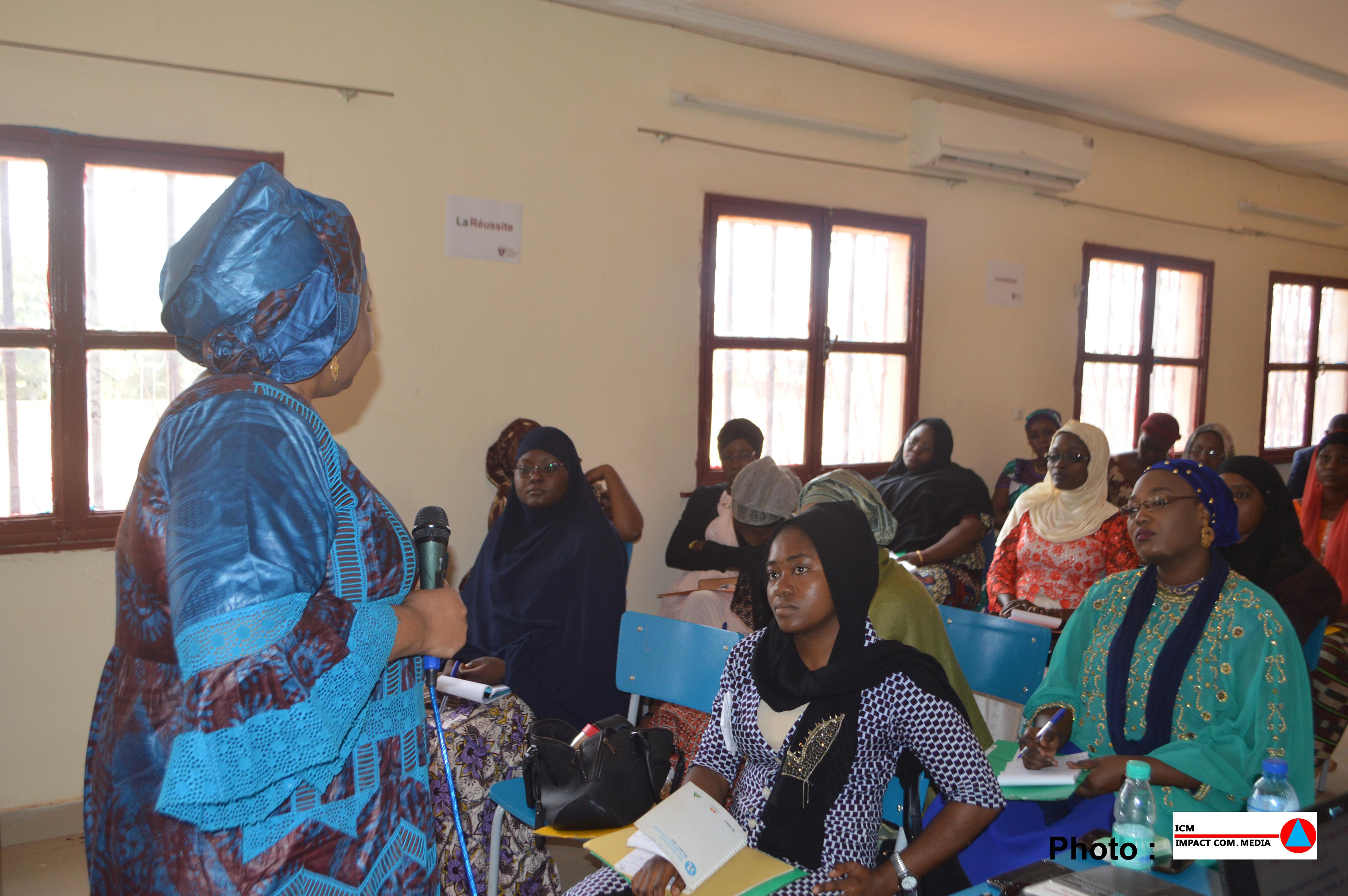 Formation des jeunes filles : l'ONG FAD suscite un leadership féminin