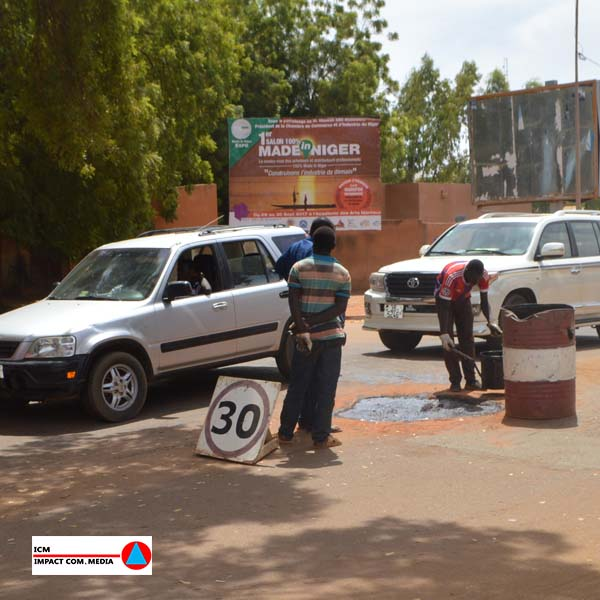 Niamey fait peau neuve : quand on veut on peut !