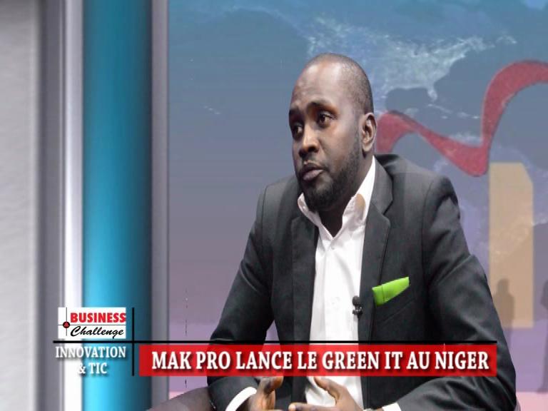 MAK PRO introduit le green IT au Niger