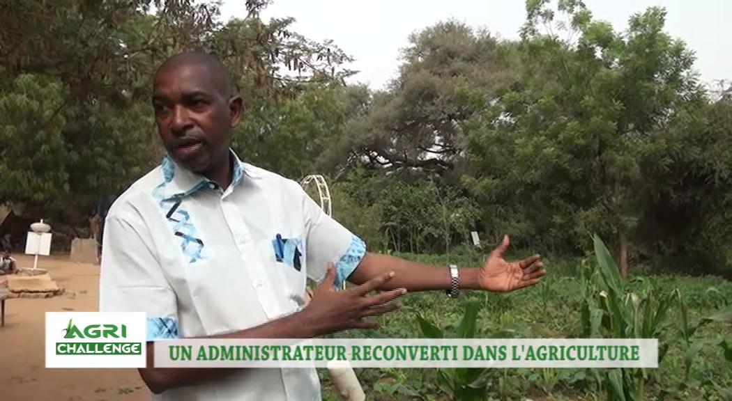 Afrique Fondation Jeune, une ferme agricole à découvrir !