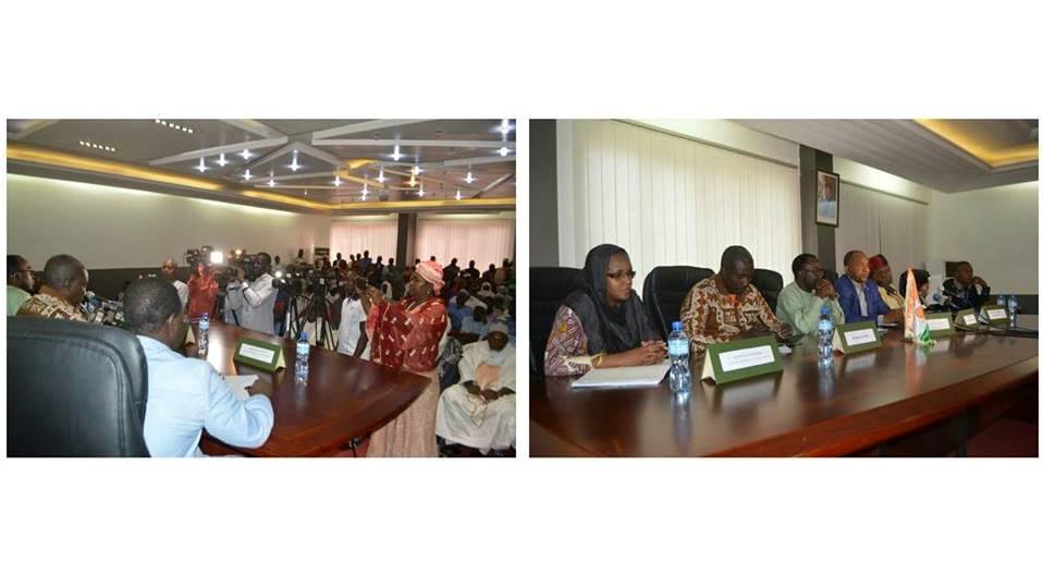 Niamey : Une rencontre citoyenne à Hôtel de Ville