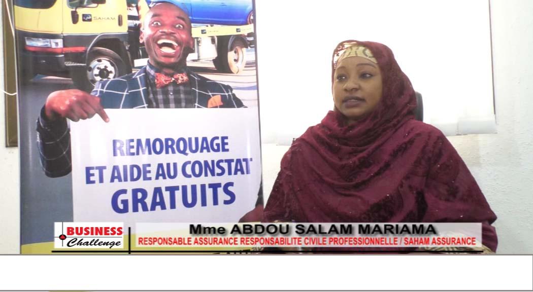 SAHAM: Assurance Responsabilité Civile Professionnelle