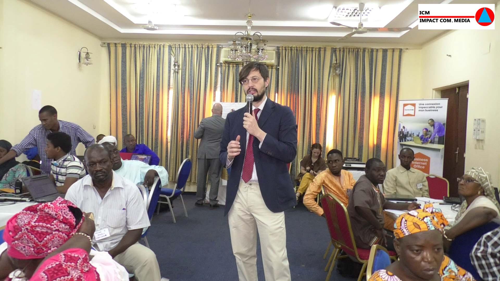 Niger : Renforcement des capacités des acteurs de développement en technologie