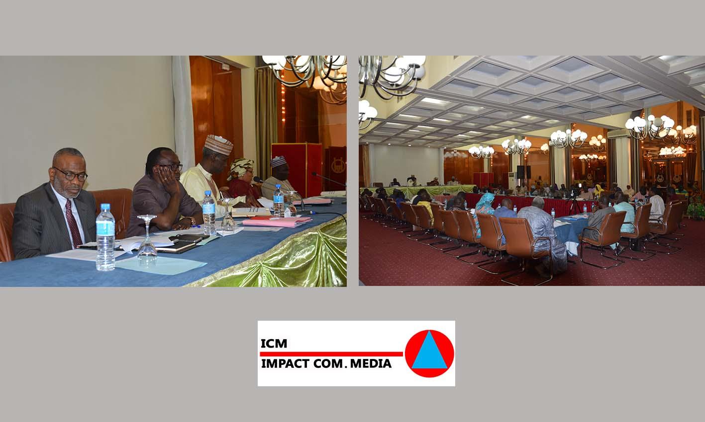Niger : Première réunion sur le rapport Doing Business 2019