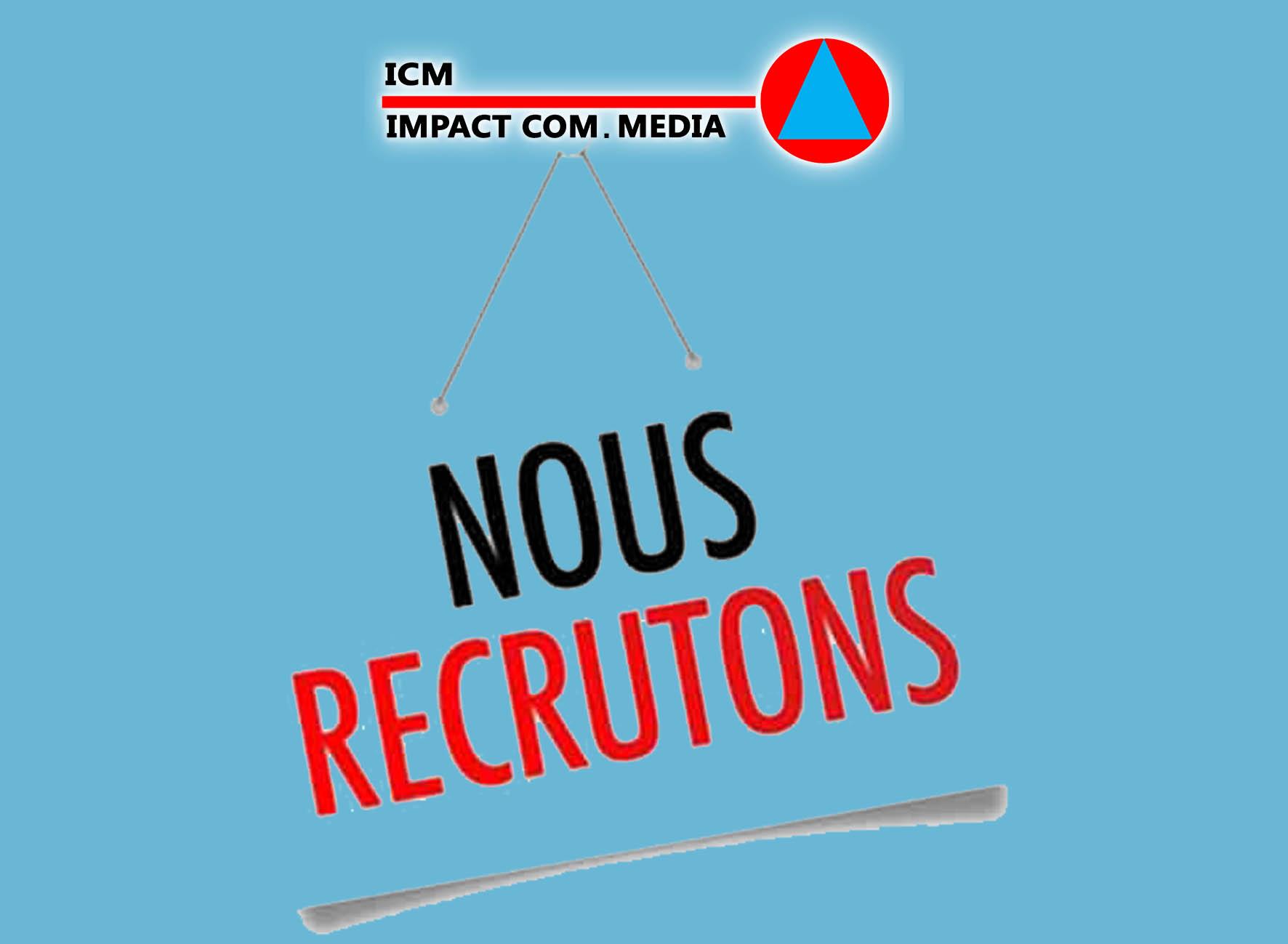 IMPACT COM.MEDIA recrute : Spécialiste en communication et analyse stratégique