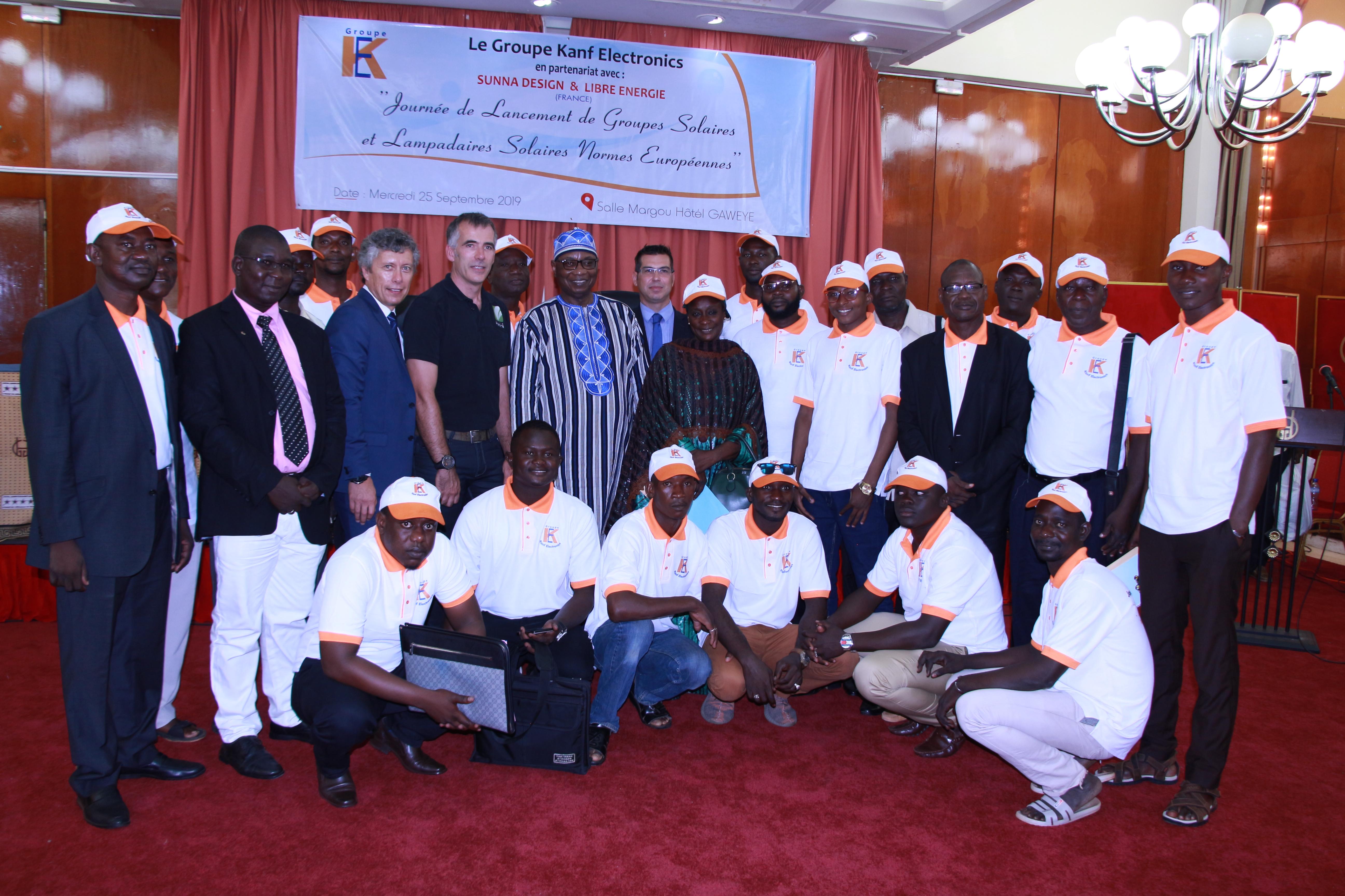 Groupe Kanf Electronics : une vision pour l'électrification solaire au Niger