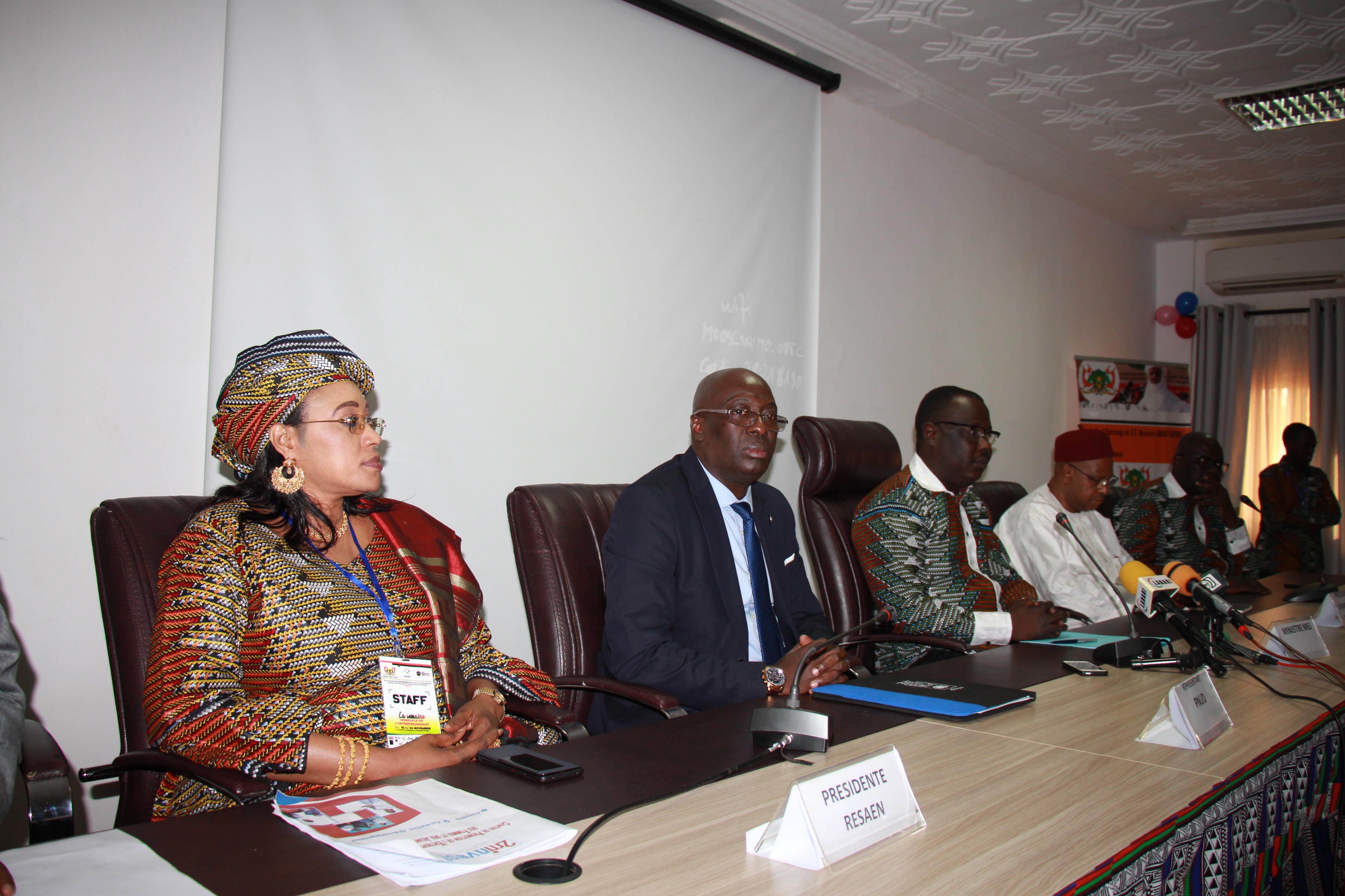 2ème édition de la Semaine Mondiale de l'Entreprenariat au Niger