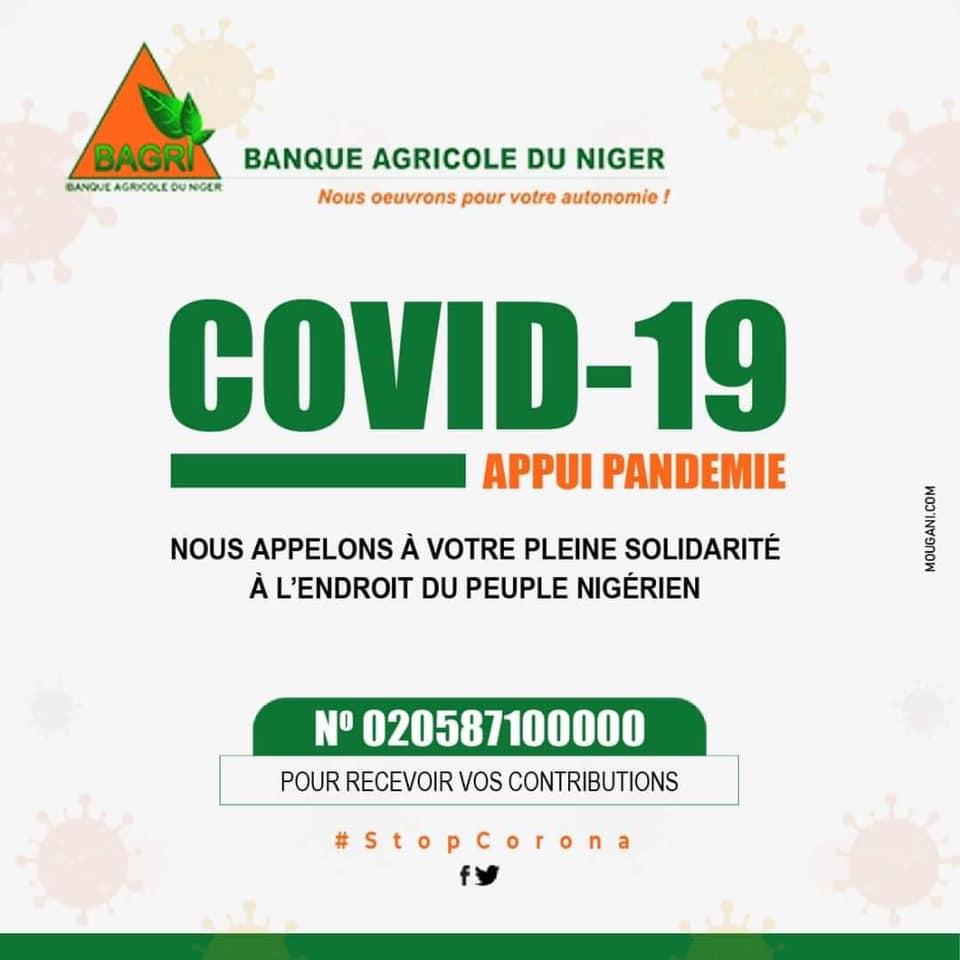 Mobilisation des ressources : La Banque Agricole du Niger ouvre le bal