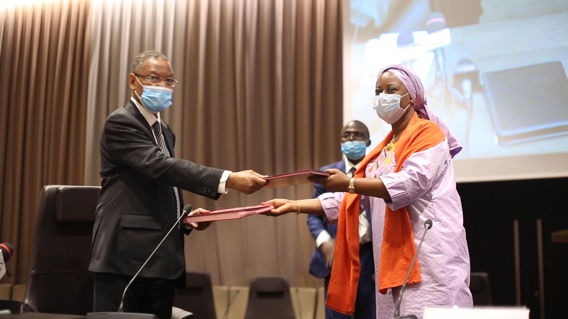 Niger: mise en place d'un fonds de garantie pour sauver les entreprises affectées par le COVID-19