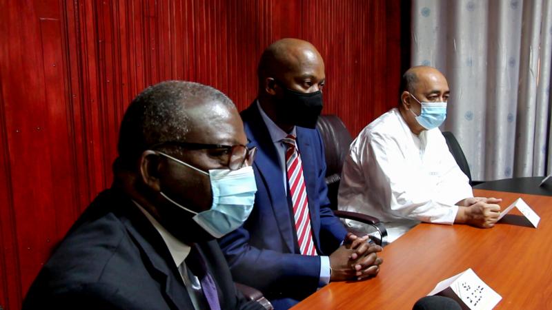 Visite du nouveau Secrétaire Général de la ZLECAF au Niger