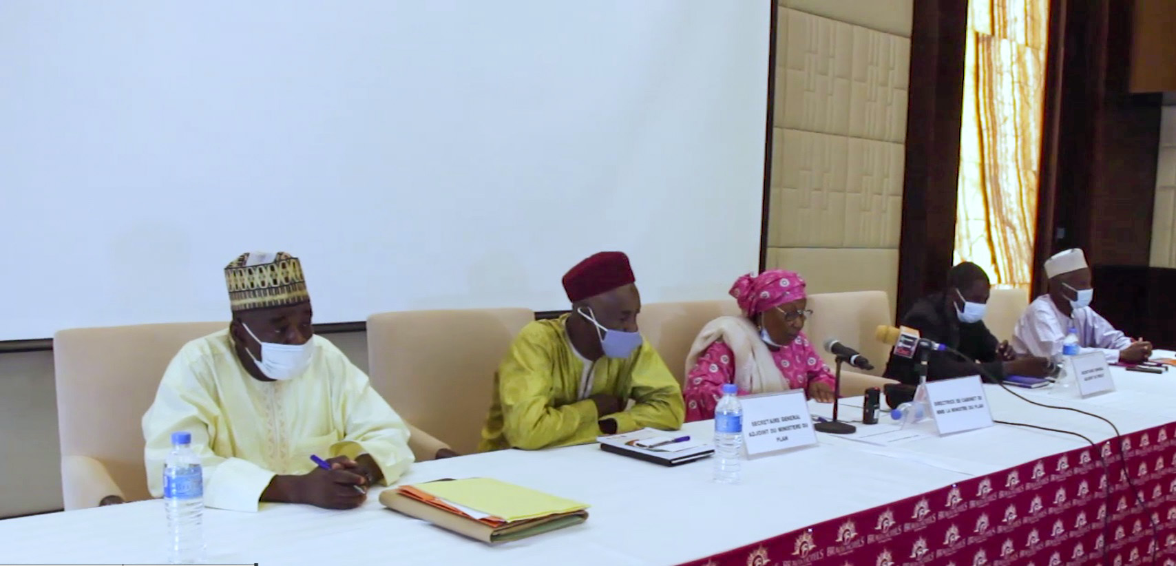 Première Edition des Journées de Planification au Niger : rôle et importance de la planification dans le processus de développement
