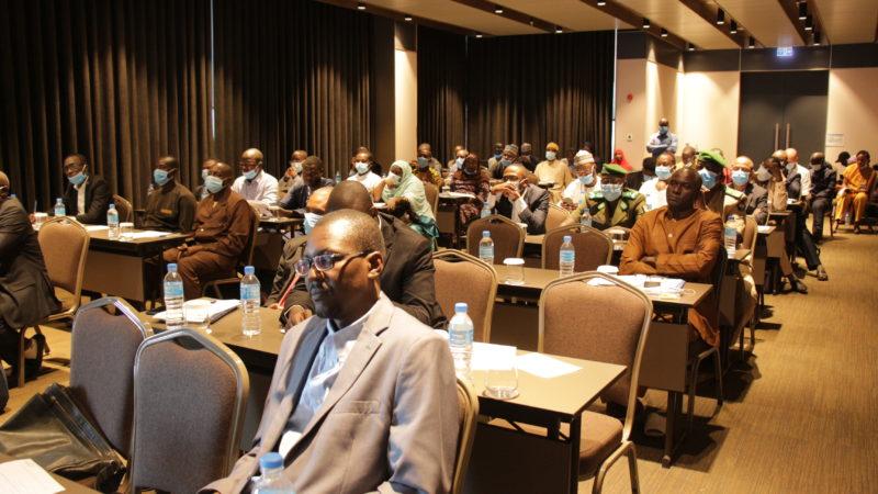 Atelier de mise en place du Portail web des services publics du Niger (Niger Online)