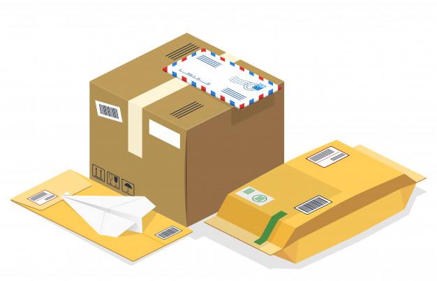 Le marché  national postal