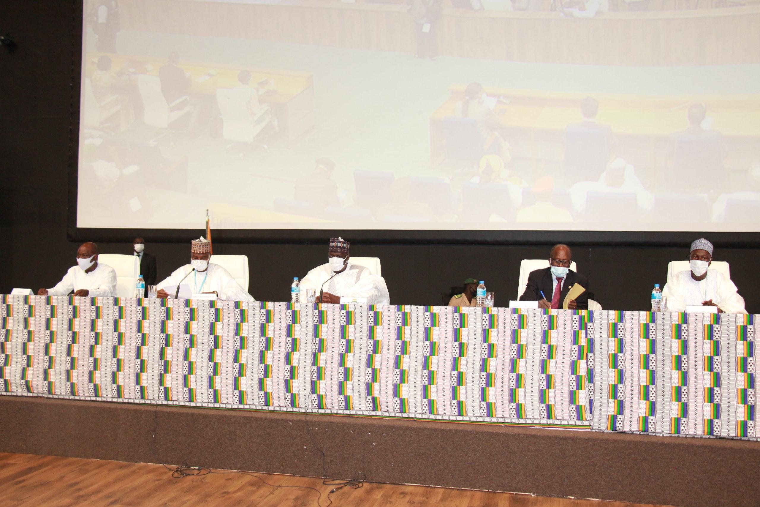 Deuxième édition du Forum Interparlementaire des Technologie de l'Information et de la Communication de la CEDEAO (FITIC-CEDEAO)