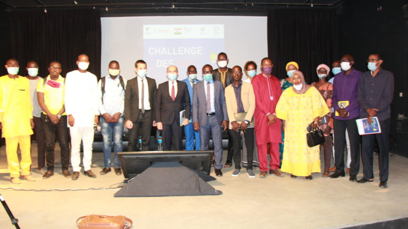 22 jeunes porteurs de projets d'entreprises sélectionnés pour le sommet Afrique-France 2021