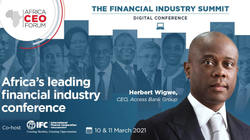 Sommet africain de l'industrie financière