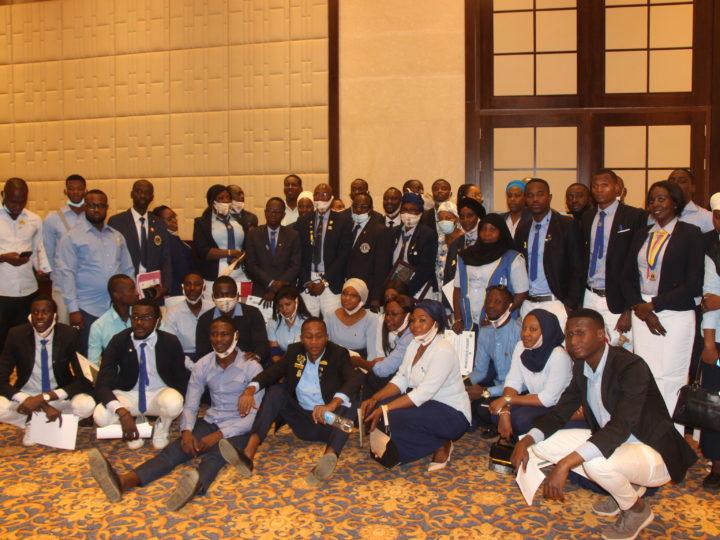Séminaire de la région 17: pour un leadership féminin fort