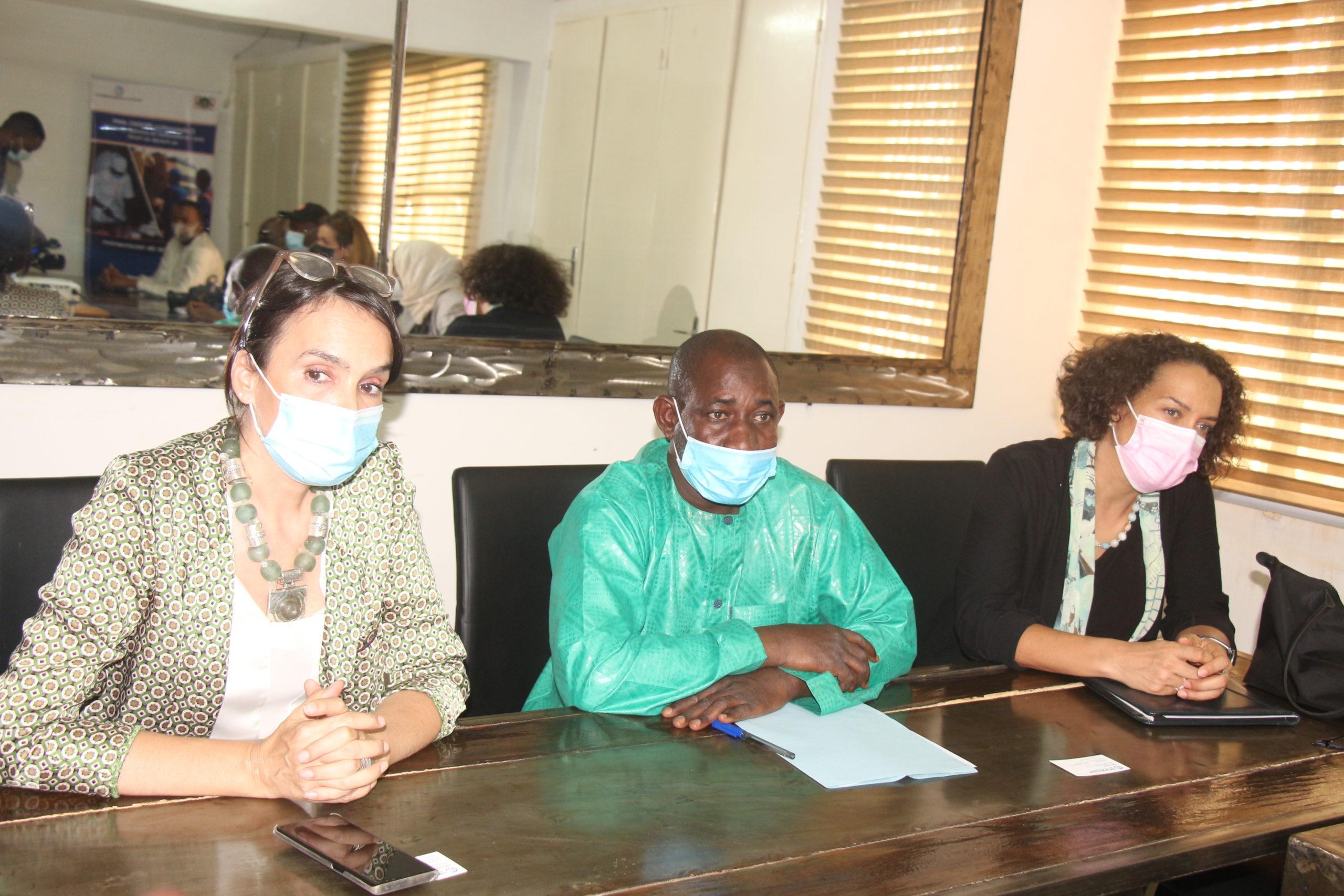 Concours Top Chef Niger, pour marquer la fin de la formation de reconversion en hôtellerie