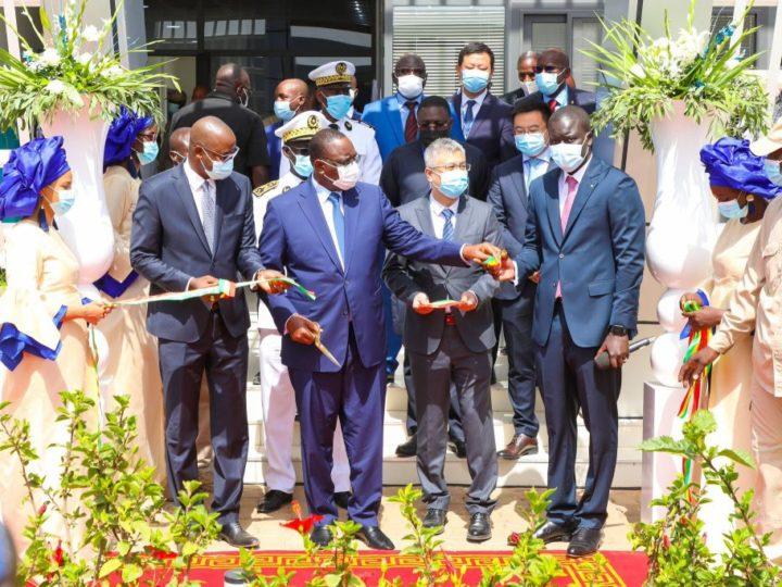 Ouverture d'un méga centre de données au Sénégal