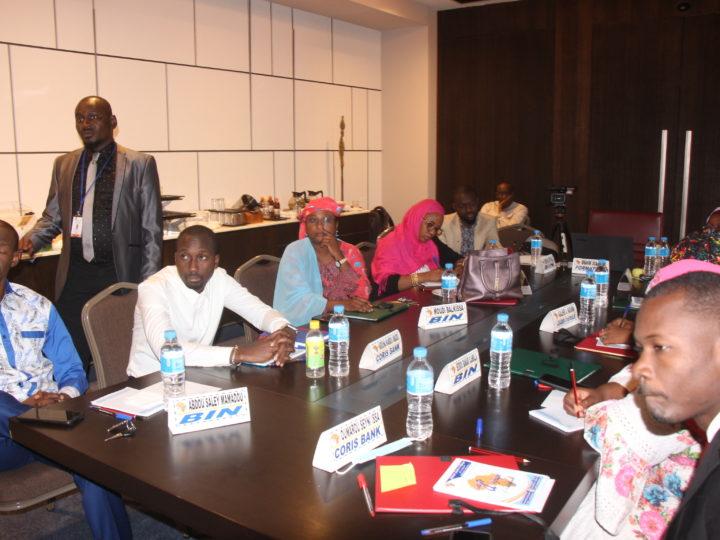 Cabinet Leader d'Afrique : les responsables clients des banques en formation