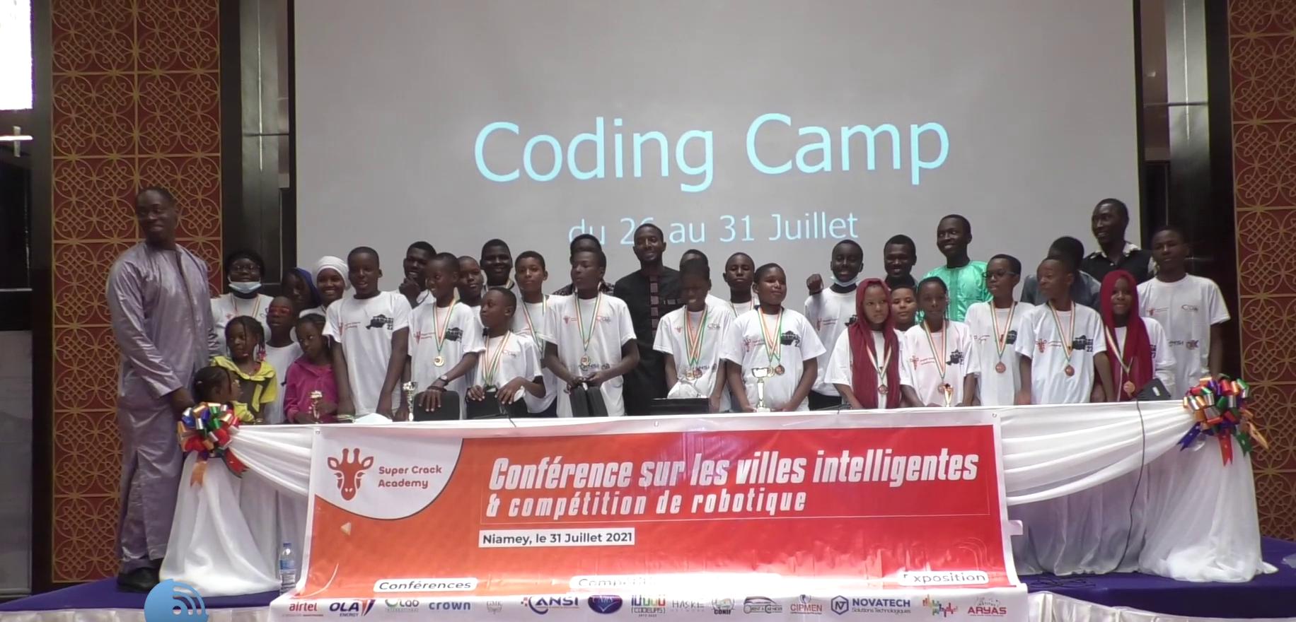 Super Crack Academy : 4ème édition du Coding Camp