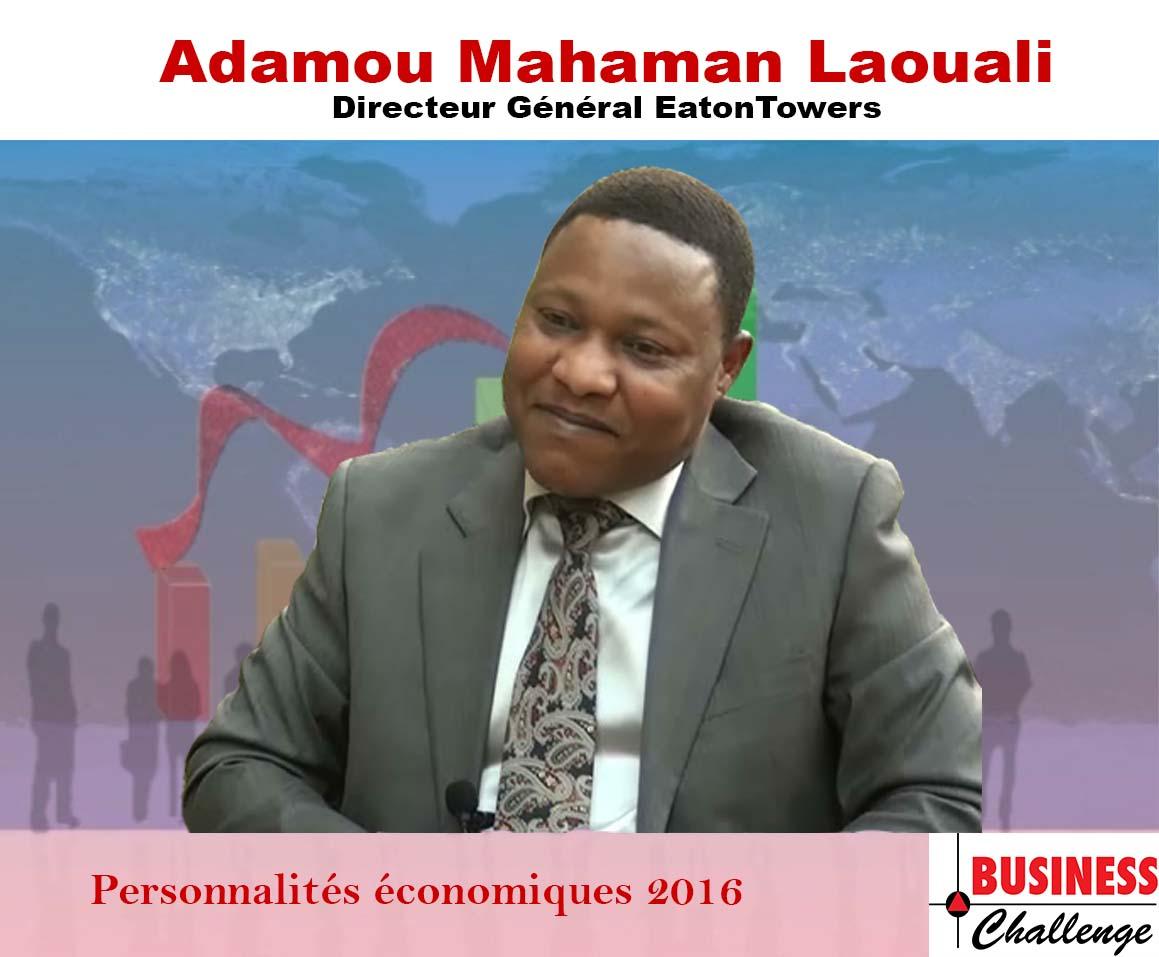 Adamou Mahaman Laouali, parmi les personnalités économiques de l'année 2016