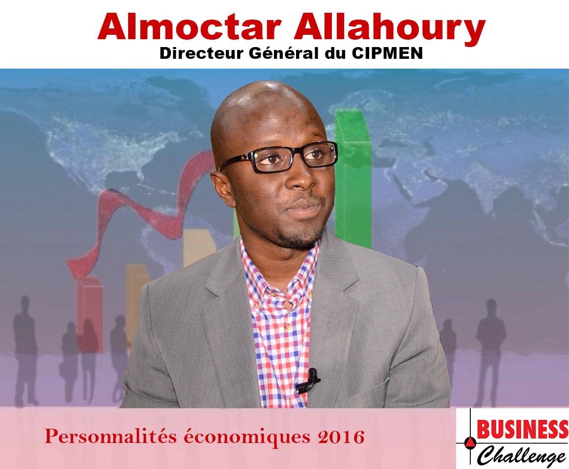 Almoktar Allahoury, parmi les personnalités économiques de l'année 2016