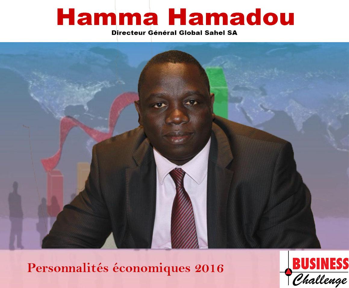Hamma Hamadou, parmi les personnalités économiques de l'année 2016