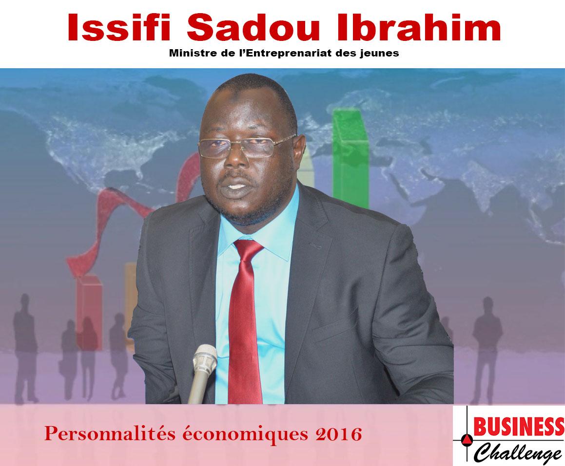Issifi Sadou Ibrahim, parmi les personnalités économiques de l'année 2016
