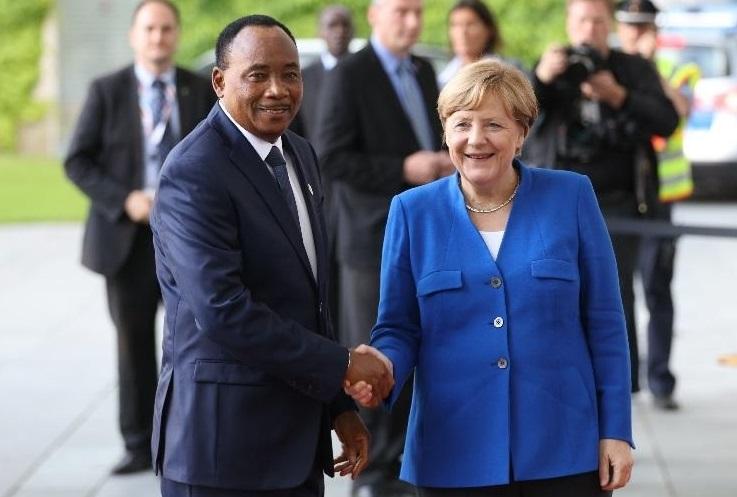 Le président nigérienà la conférence G20 – Afrique: «il faut que l'Afrique cesse d'être un simple réservoir de matières premières»