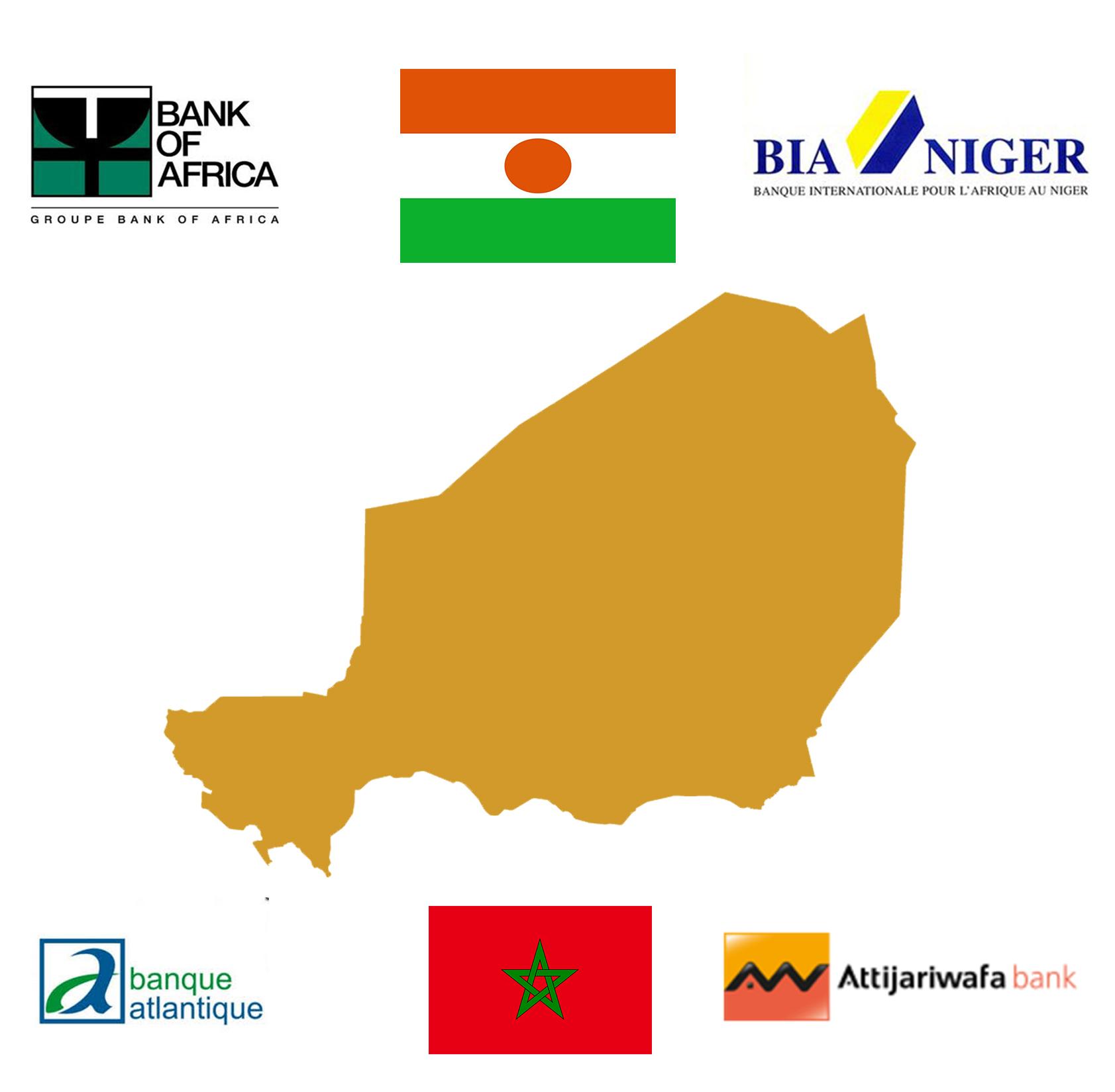 Le poids du Maroc dans le système bancaire du Niger