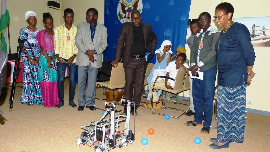 Le génie nigérien a fait parler de lui aux Etats-Unis!
