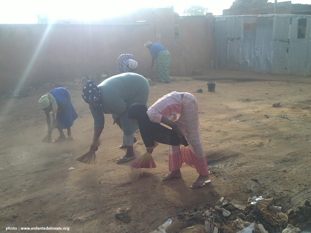 Le bien fondé d'un travail communautaire
