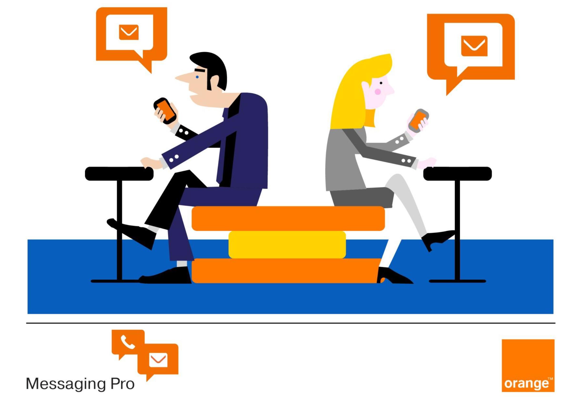 Messaging Pro :nouvel outil de communication à grande échelle
